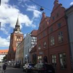 Güstrow - Innenstadt mit Marktkirche