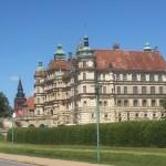 Güstrow - Schloss, leider geschlossen