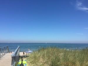 Heiligendamm - die Ostsee!!