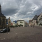 Köthen - Marktplatz