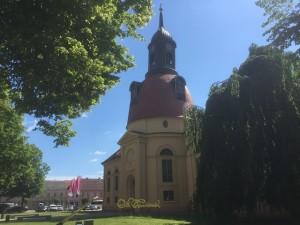 Neuruppin - Kulturkirche von Schinkel