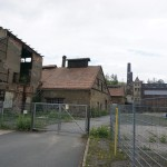 Muldenhütten - ruinöser Hüttenstandort