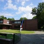 Krefeld - Straßenseite des Hauses Esters
