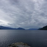 am Hardangerfjord