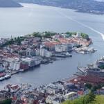 Bergen - der alte Hafen