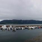 Schären - kleiner Hafen