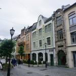 Jugendstilhäuser in der Kongensgaden