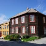 Häuser in der Kirkengasse