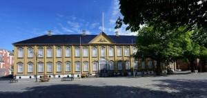 Trondheim - Stiftsgarden