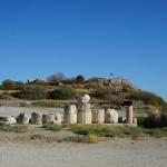 antike Reste allethalben