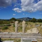 Heratempel - die Geneleos Skulpturen