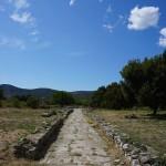 Heratempel - Heilige Straße zum Tempel
