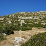 Pythagoreion - Reste der Stadtmauer