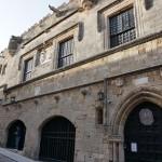 Rhodos - französische Herberge - französisches Konsulat heute
