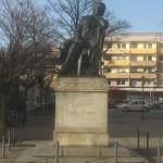 Zwickau - Robert Schumann Denkmal