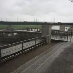 Torgau - historische Brückenreste