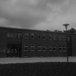Bernau - Eingangsgebäude mit Aula