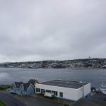 Tromsö liegt auf einer Insel