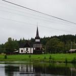 Kirche von Älvros