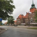 Östersund - der Marktplatz