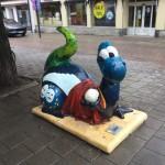 Östersund - Kunst in der Stadt